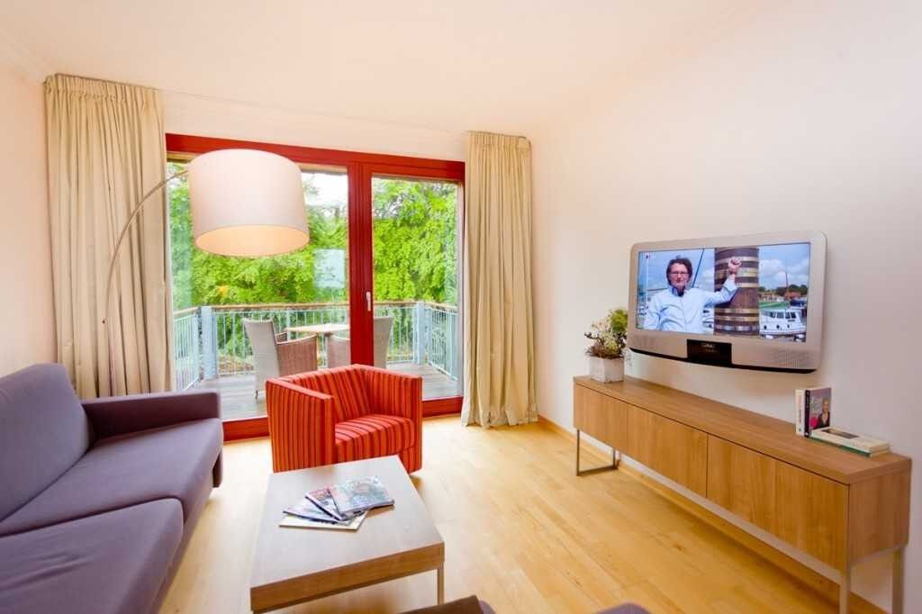 EAGLE | 2-Raum Appartement | Ostsee- & Parkblick