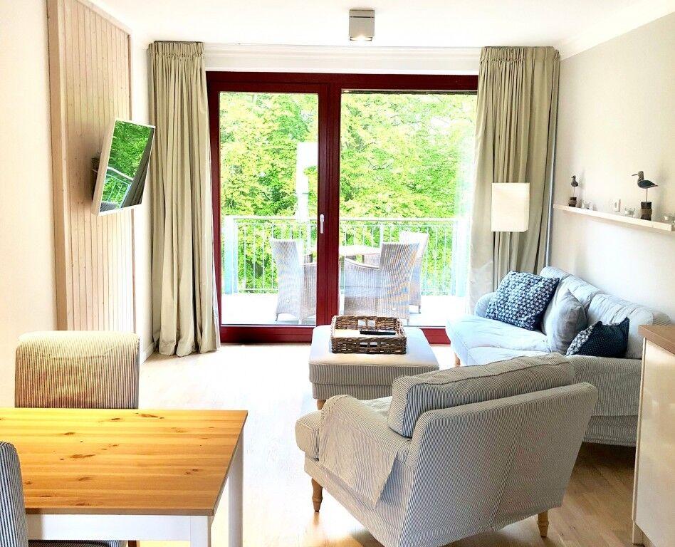 VILM No.2 | 2-Raum Appartements | Ostseeblick & Parkblick