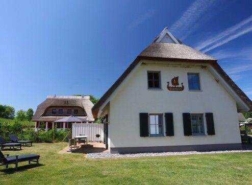 Reet-Ferienhaus SVANTEVIT