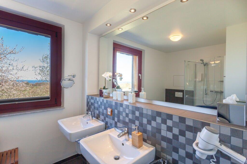 3-Raum-Appartement   Ostsee- & Parkblick   