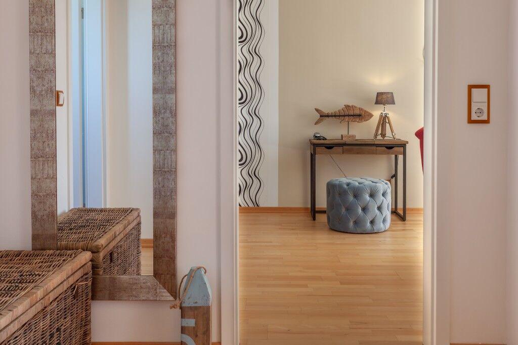 2-Raum-Appartement   Ostsee- & Parkblick  