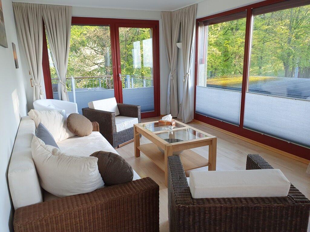 3-Raum-Appartement | Ostsee- & Parkblick |
