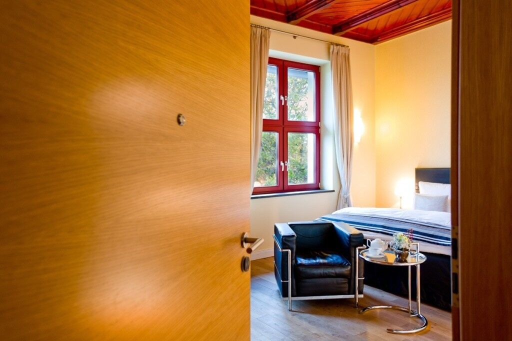 Doppelzimmer | Schloss | Ostseeblick - Nordkap & Storchennest