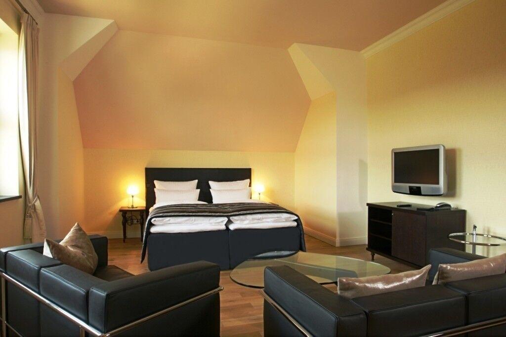 Schloss | Großes Doppelzimmer | Parkblick |