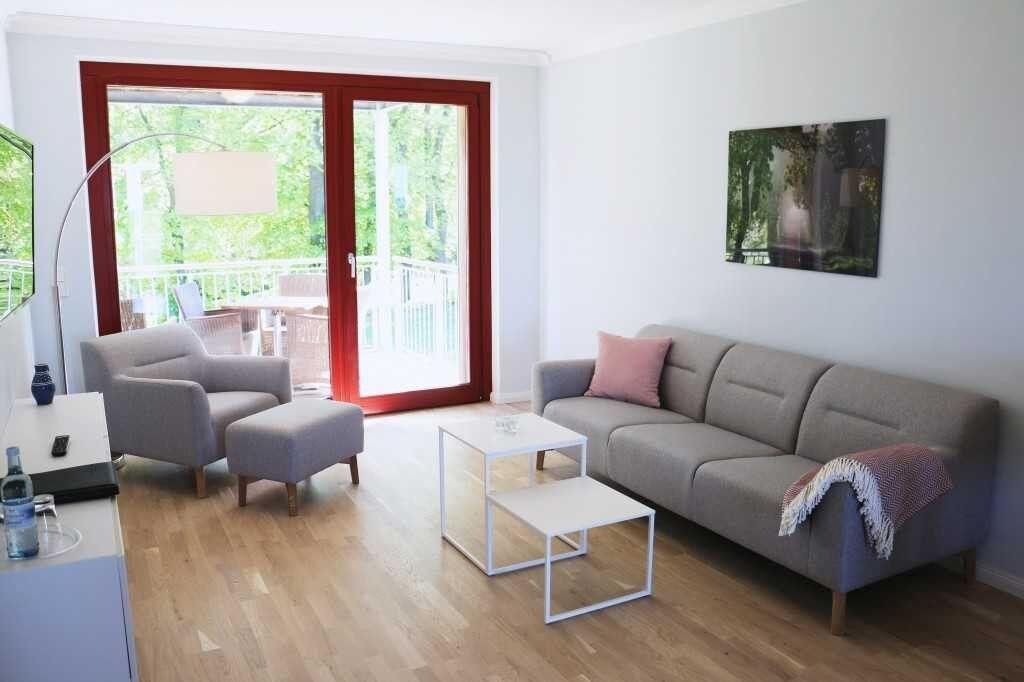 ALBATROS | 3-Raum-Appartement | Ostsee- & Parkblick